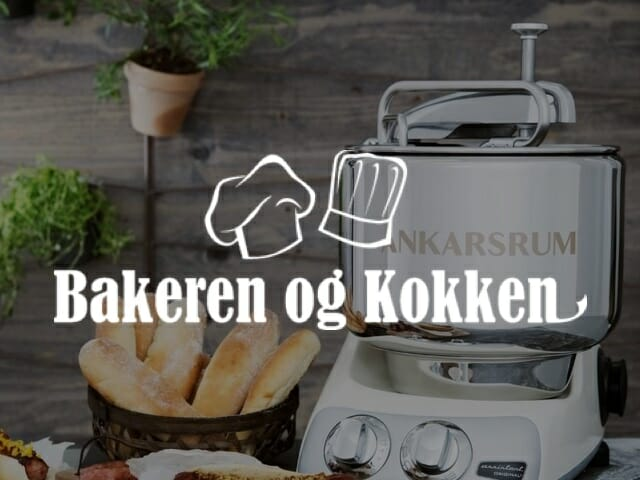 Bakeren og Kokken