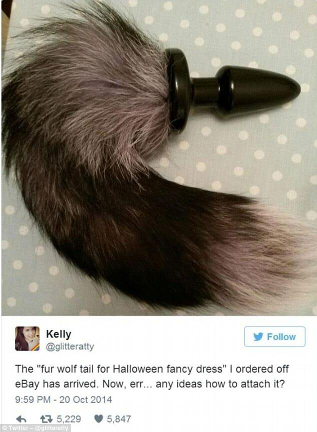 Bomkjøp, hale