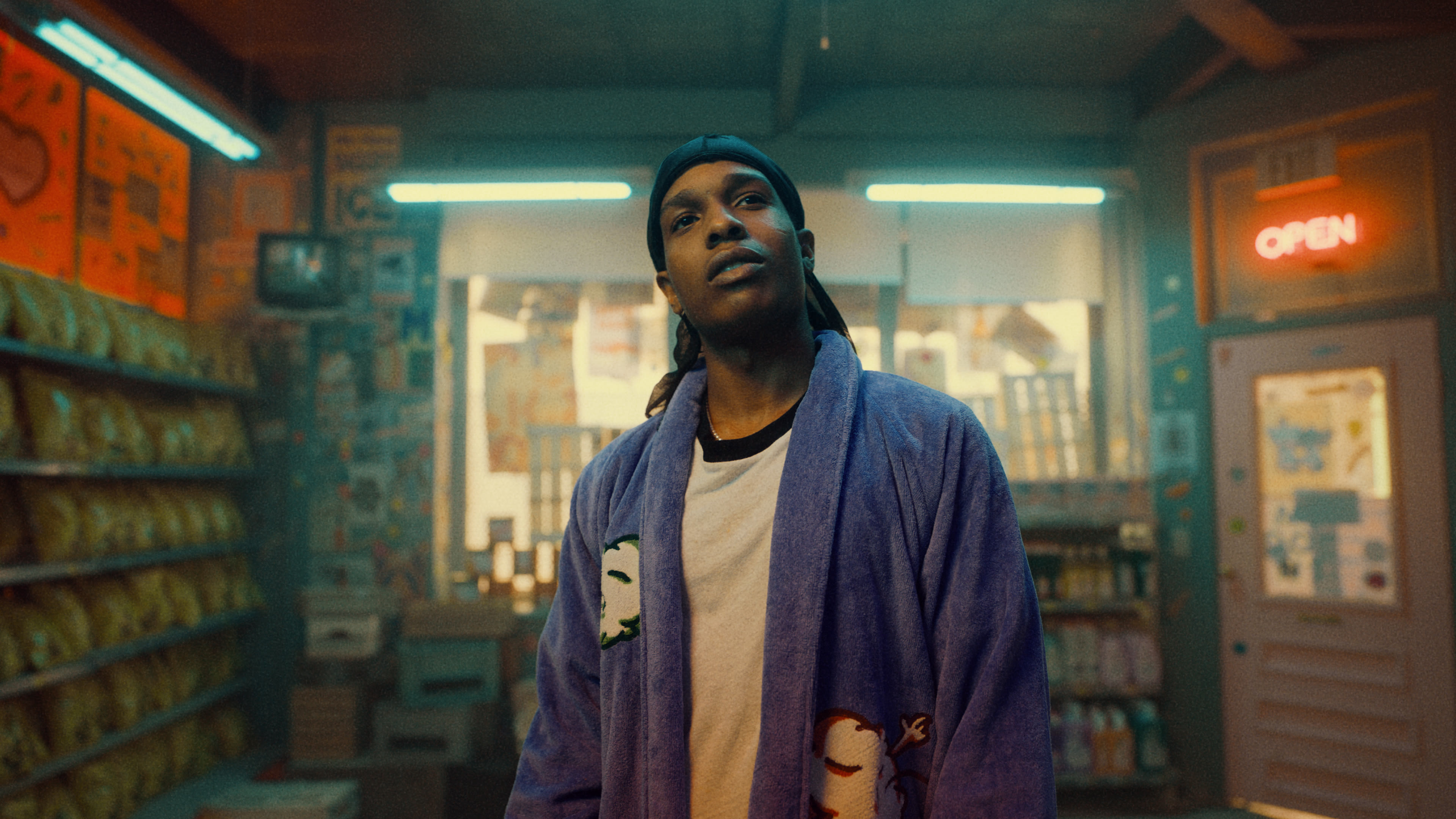 Get smoooth again with A$AP Rocky.