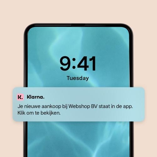 push notificaties mobiel scherm