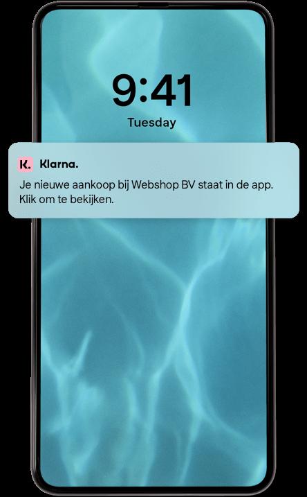 Bevestiging mobiel scherm