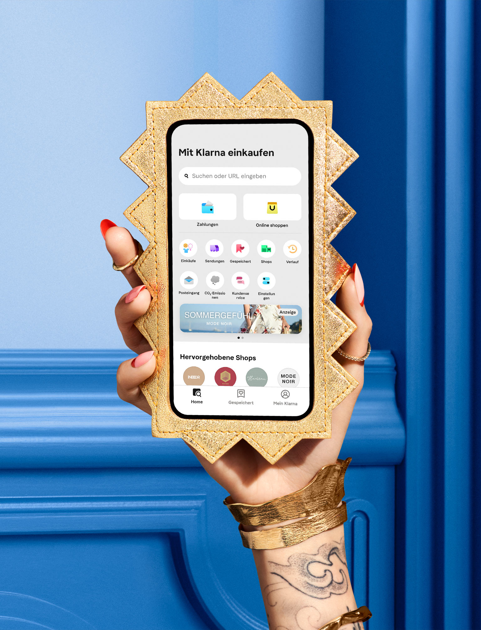 Die Smoooth Shopping App