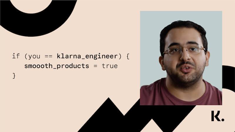 Klarna engineering smoooth products