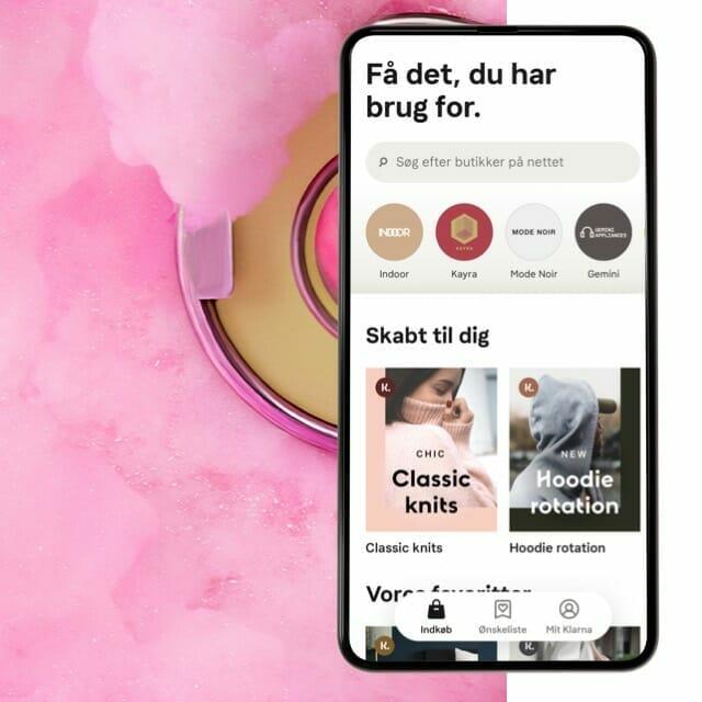 Klarna shopping app overview