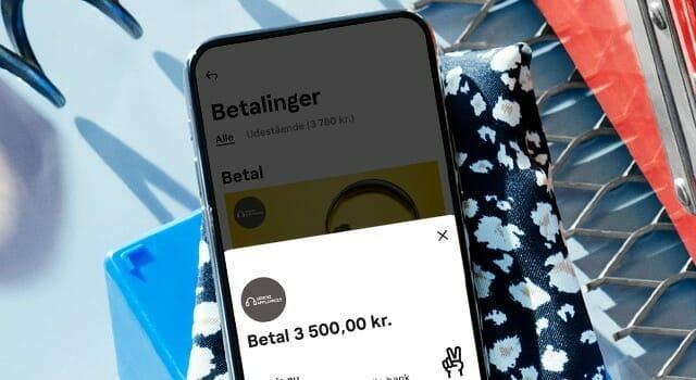 Klarna shopping app payment