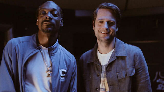 Snoop Dog and Sebastian