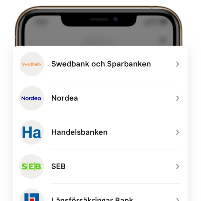 Open banking user experience