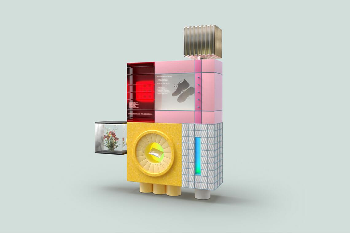 The modular mailbox
