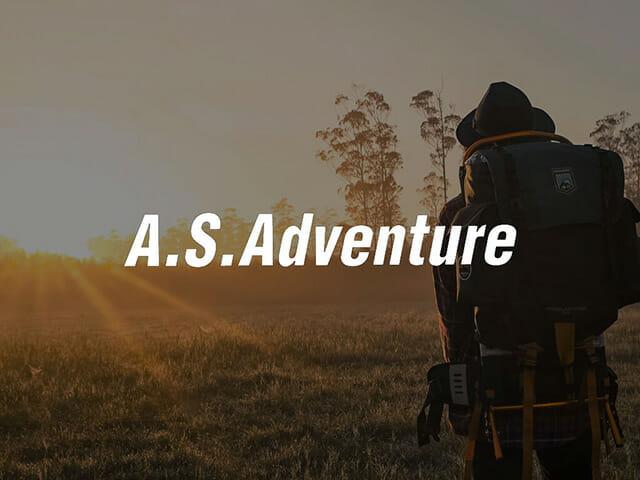 A.S. Adventure logo