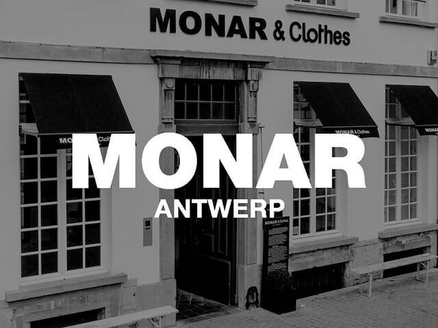 Monar logo