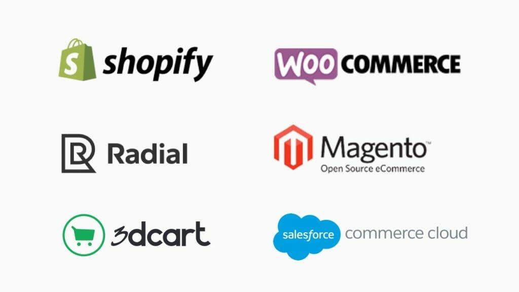 klarna platform logos