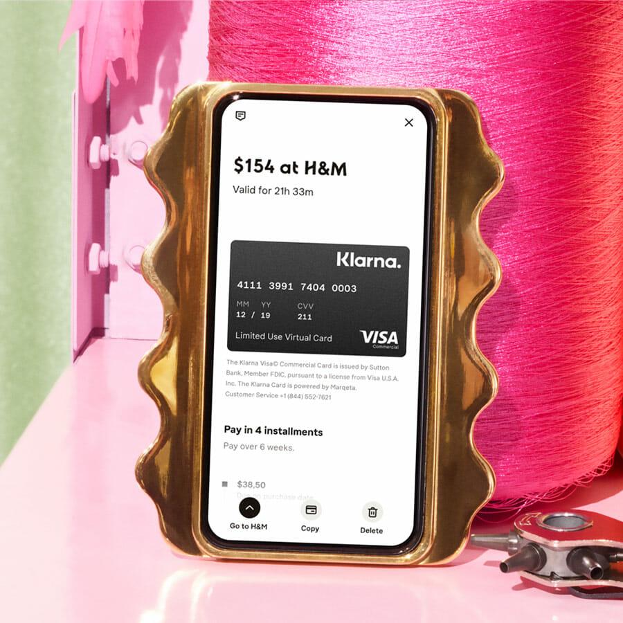 The App | Klarna US