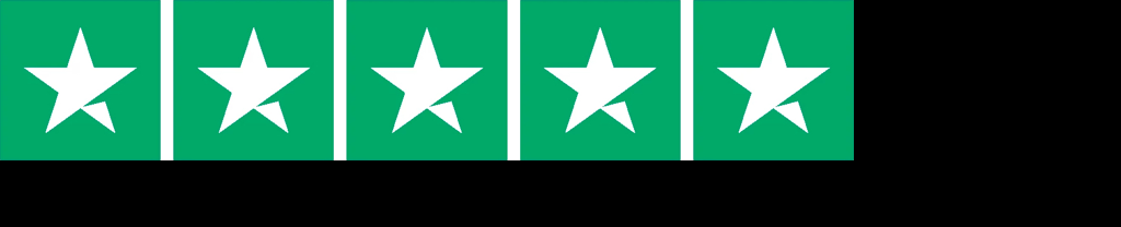 5 green TrustPilot stars