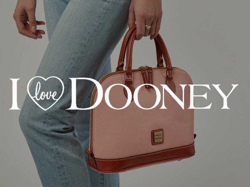 I Love Dooney logo