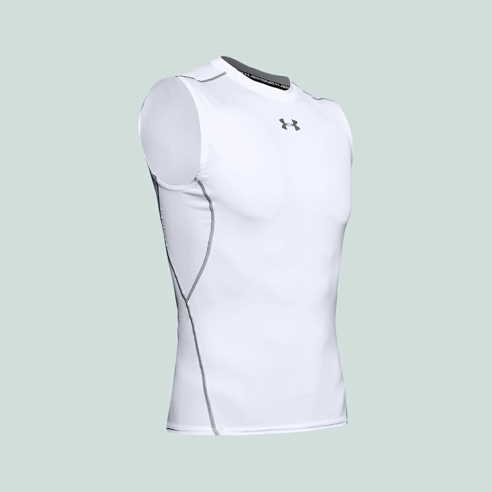 Sleeveless Compression Shirt