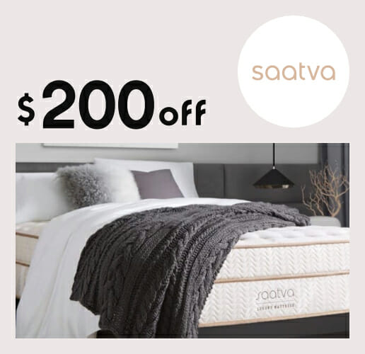 Comfy beds at comfy prices deal image.