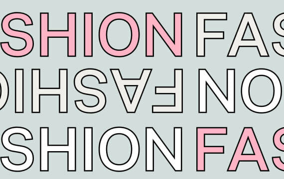 Fashion written multiple times