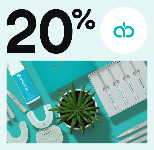 Up to 20% off deal image.