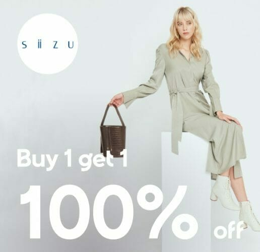 Siizu Buy one get one 100%