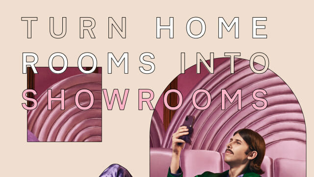 Turn home rooms into showrooms report image