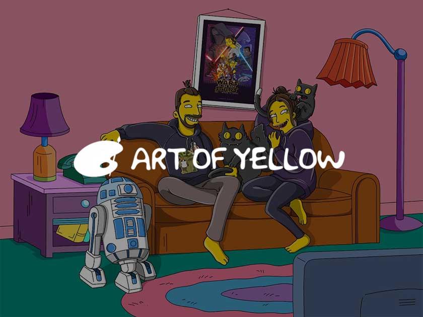 Art of Yellow