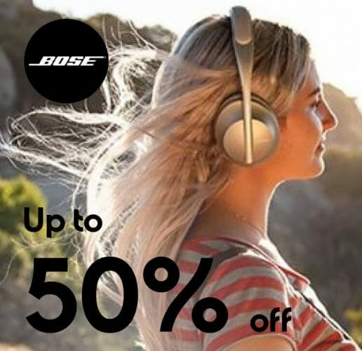 Special offers on better sound deal image.