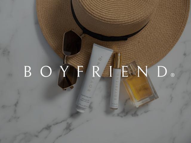Boyfriend Perfume