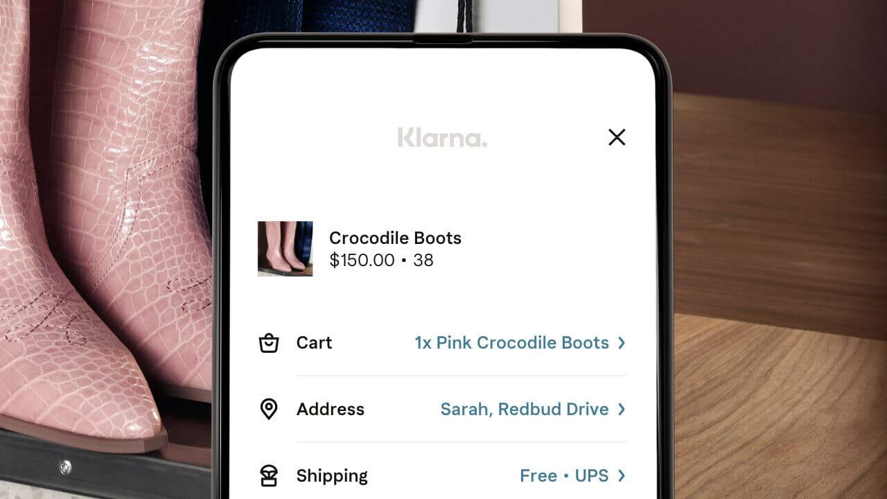 Shopping made easy with Klarna