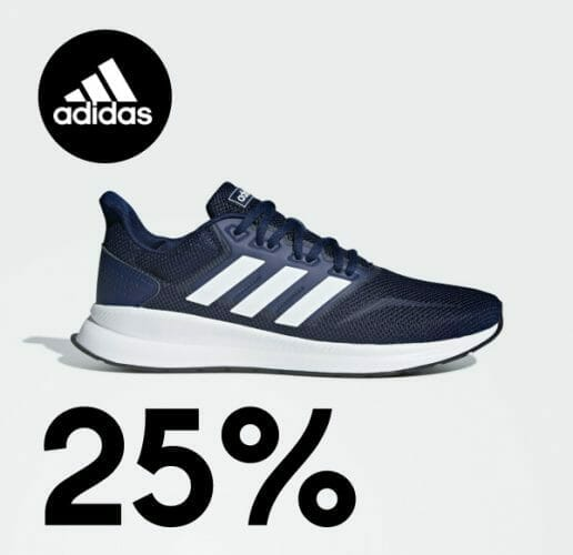 Fall running sale deal image.
