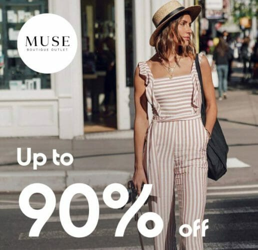 muse boutique outlet
