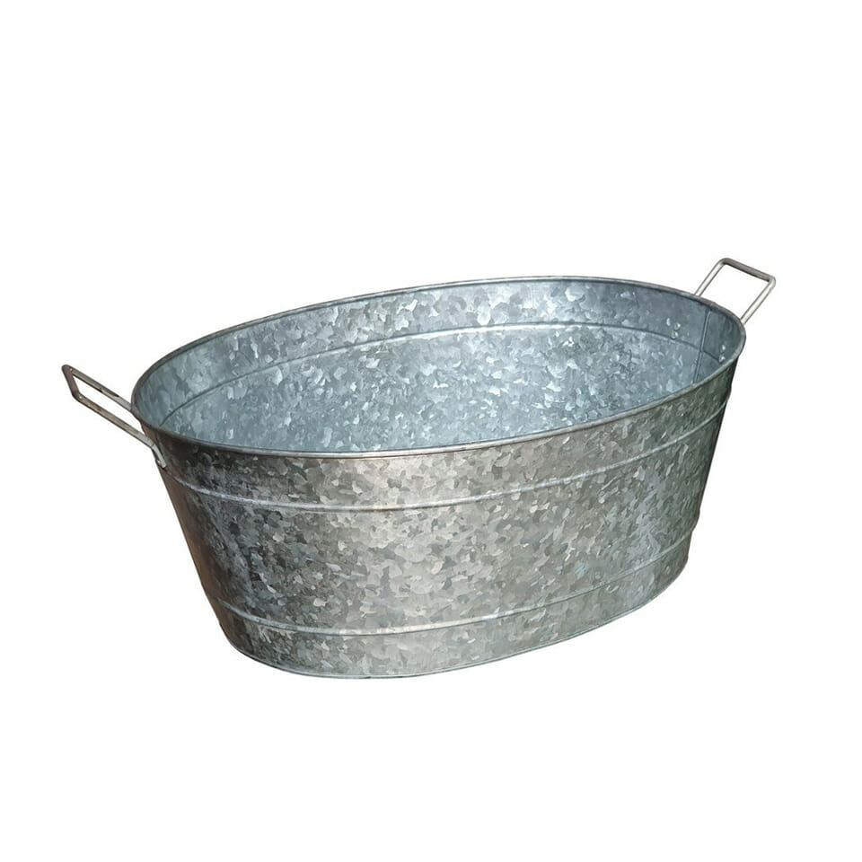 Galvinized Steel Drink Bucket