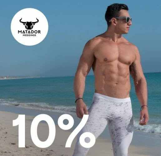 Matador Meggins 10% off