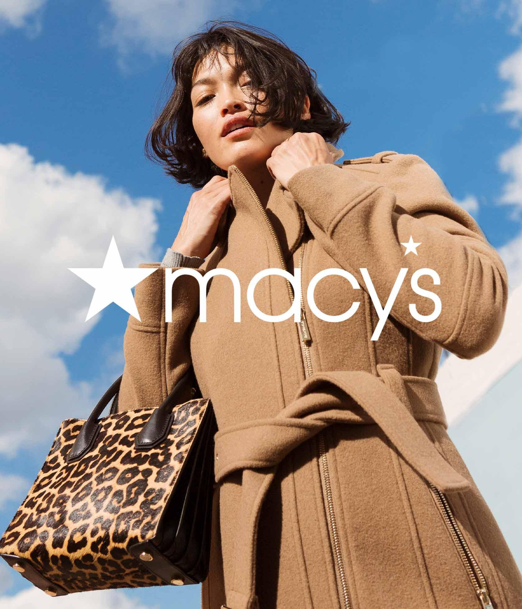 Macy logo