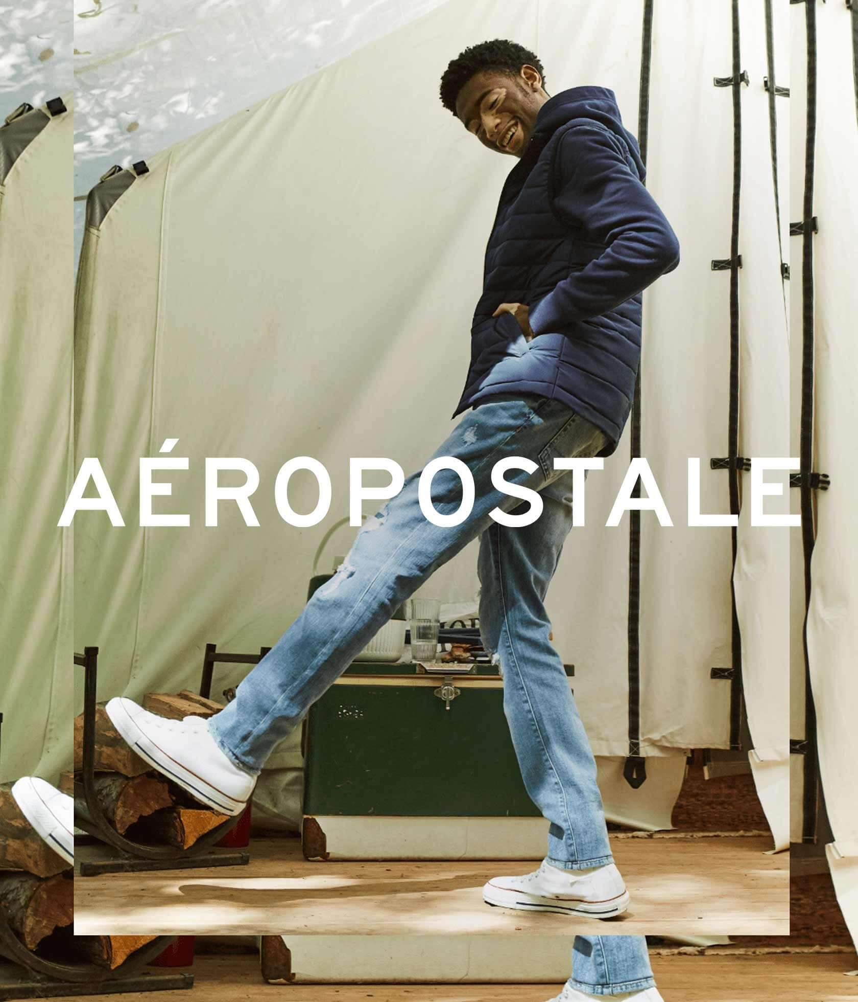aeropostale header