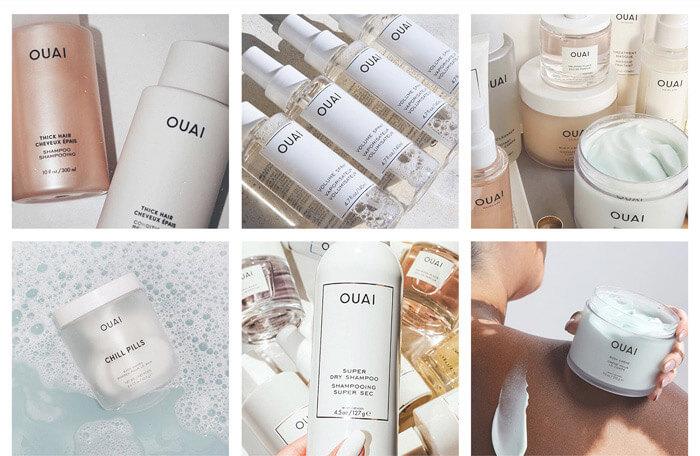 OUAI optimized social ads by adding Klarna