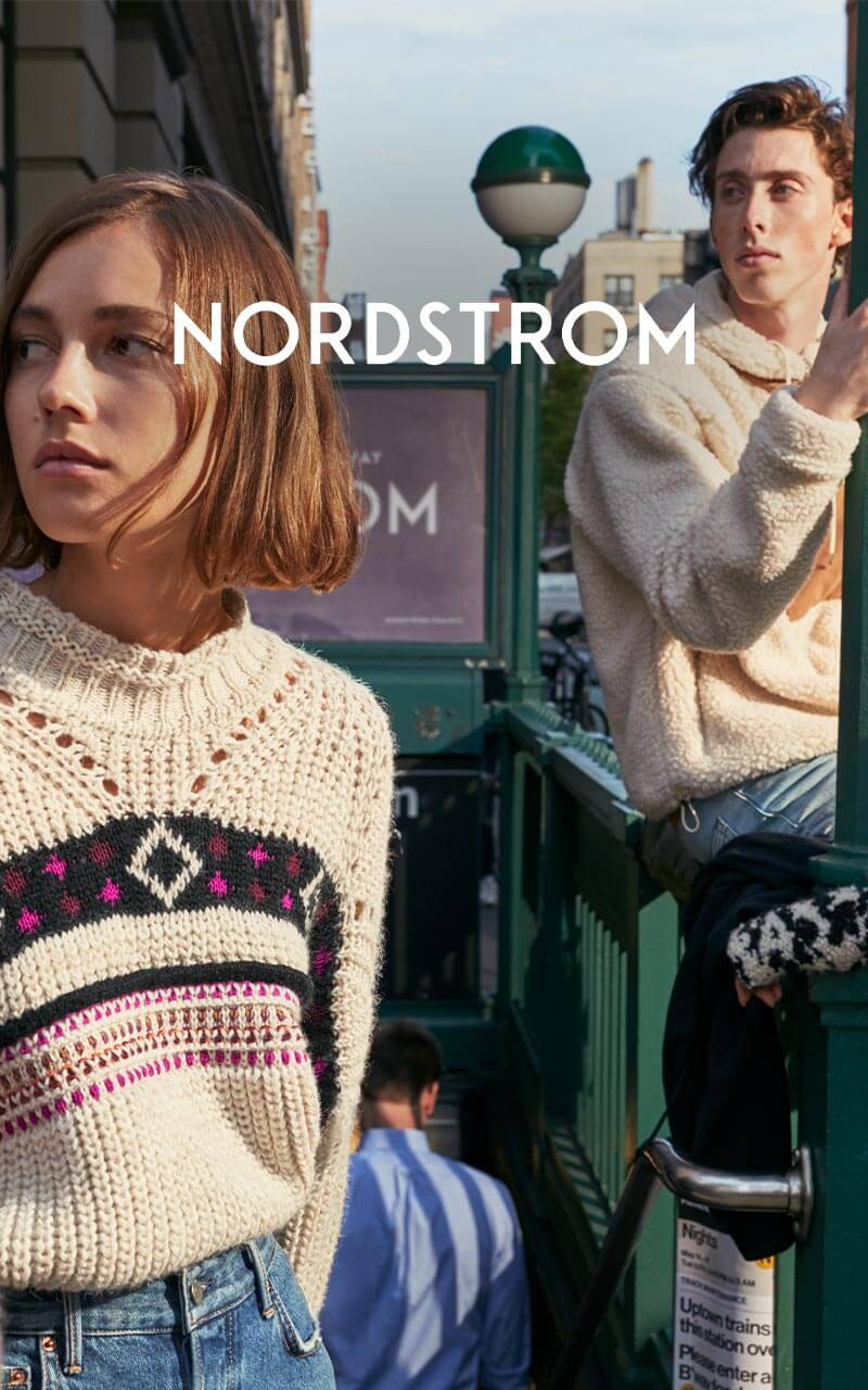 Nordstrom mobile