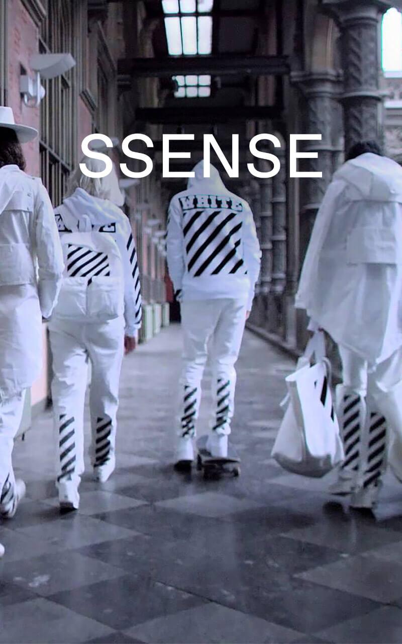 SSENSE mobile