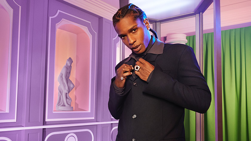 A$AP Rocky and Klarna launch multimedia campaign.