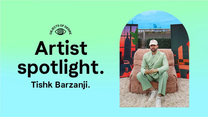 Creator Spotlight: Tishk Barzanji