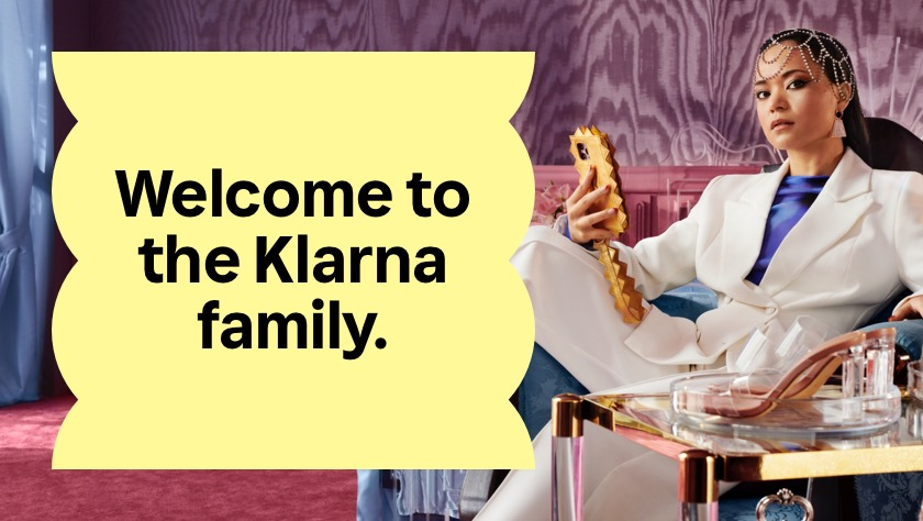Welcome to Klarna