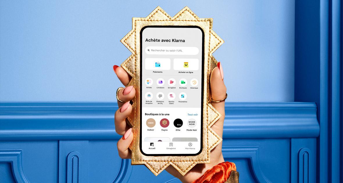 La seule appli shopping qu'il te faut