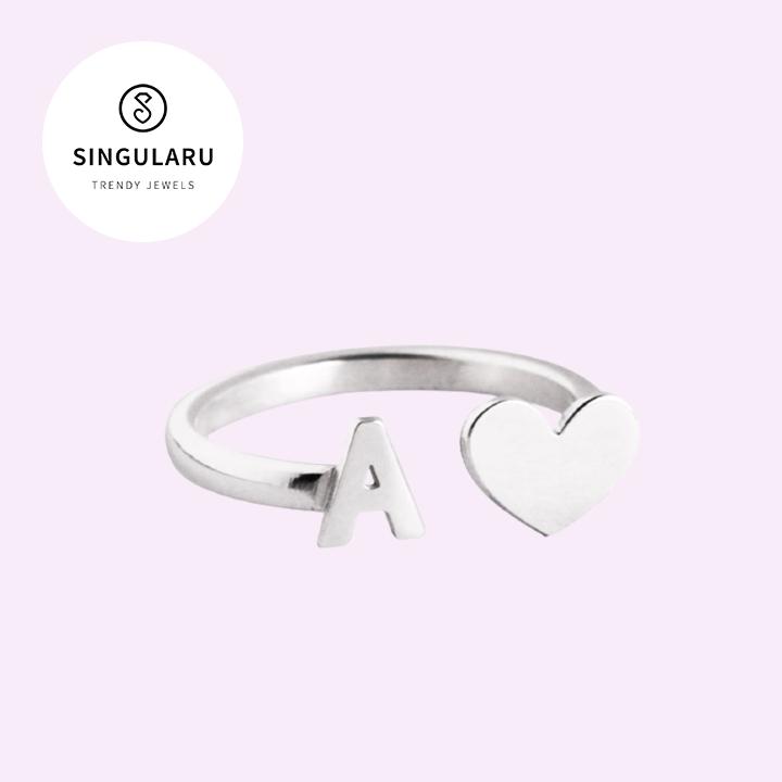 anillo letter