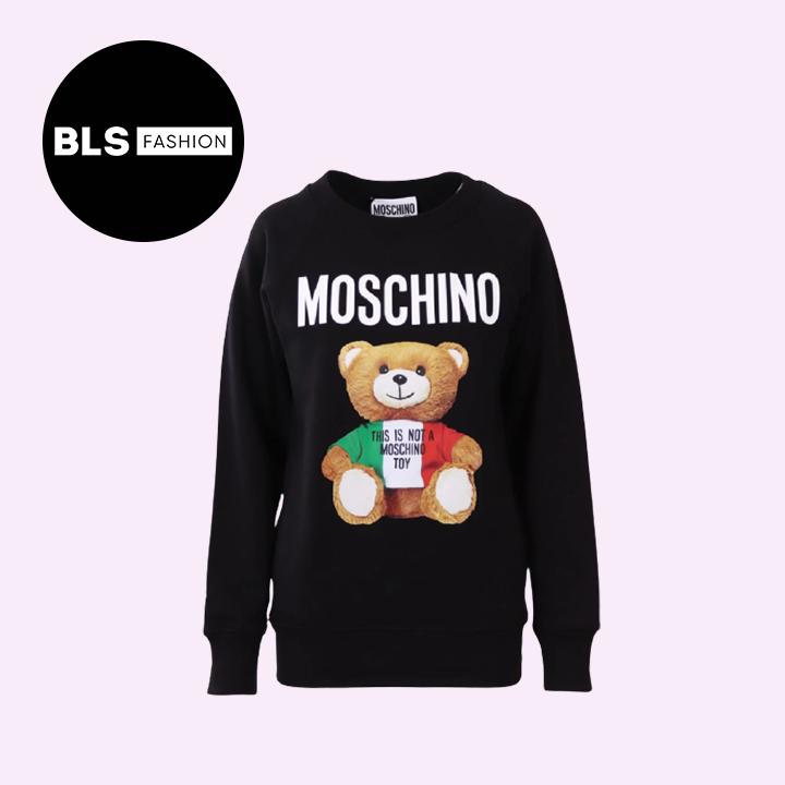 sudadera-moschino-couture-negra-con-oso-italiano