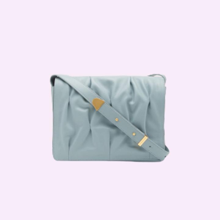 coccinelle-blue-bag