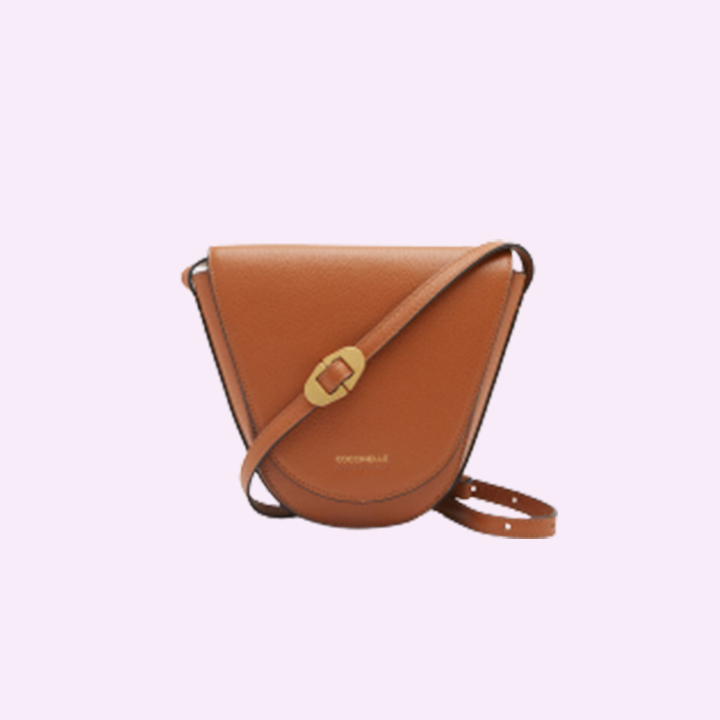 coccinelle-brown-bag