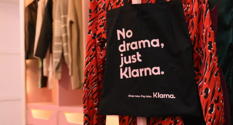 No drama just Klarna