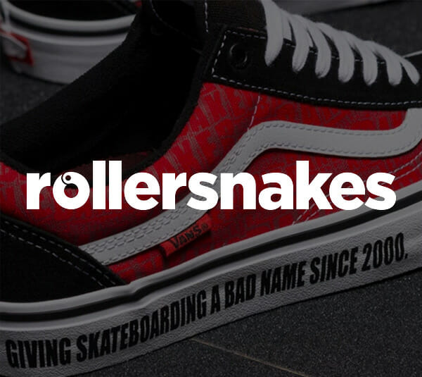 Rollersnakes logo