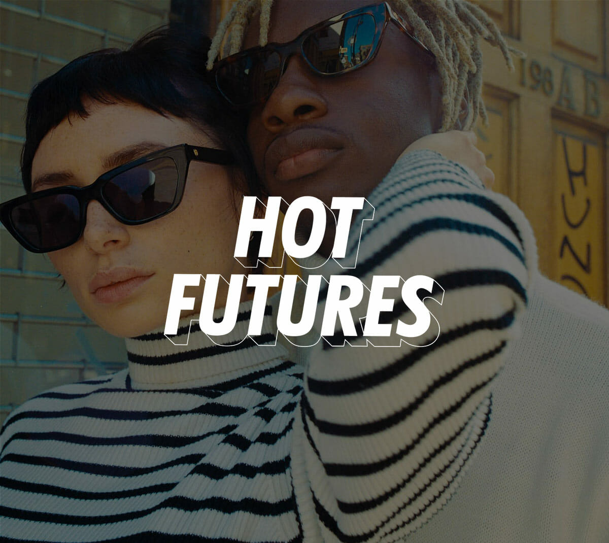 Hot futures logo