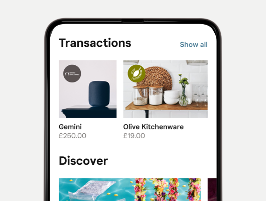 All shopping in one app