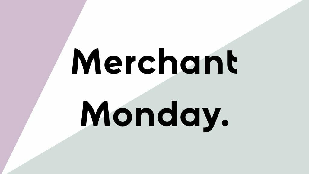 Merchant monday logo